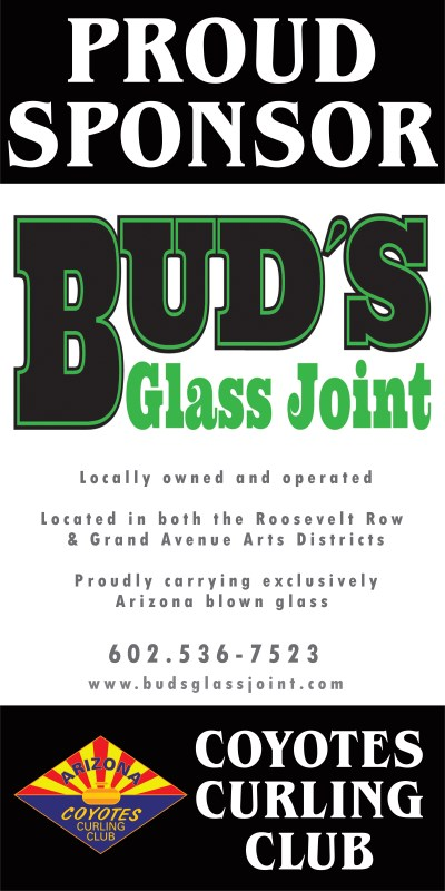 bud's glass joint sponsor bulletin